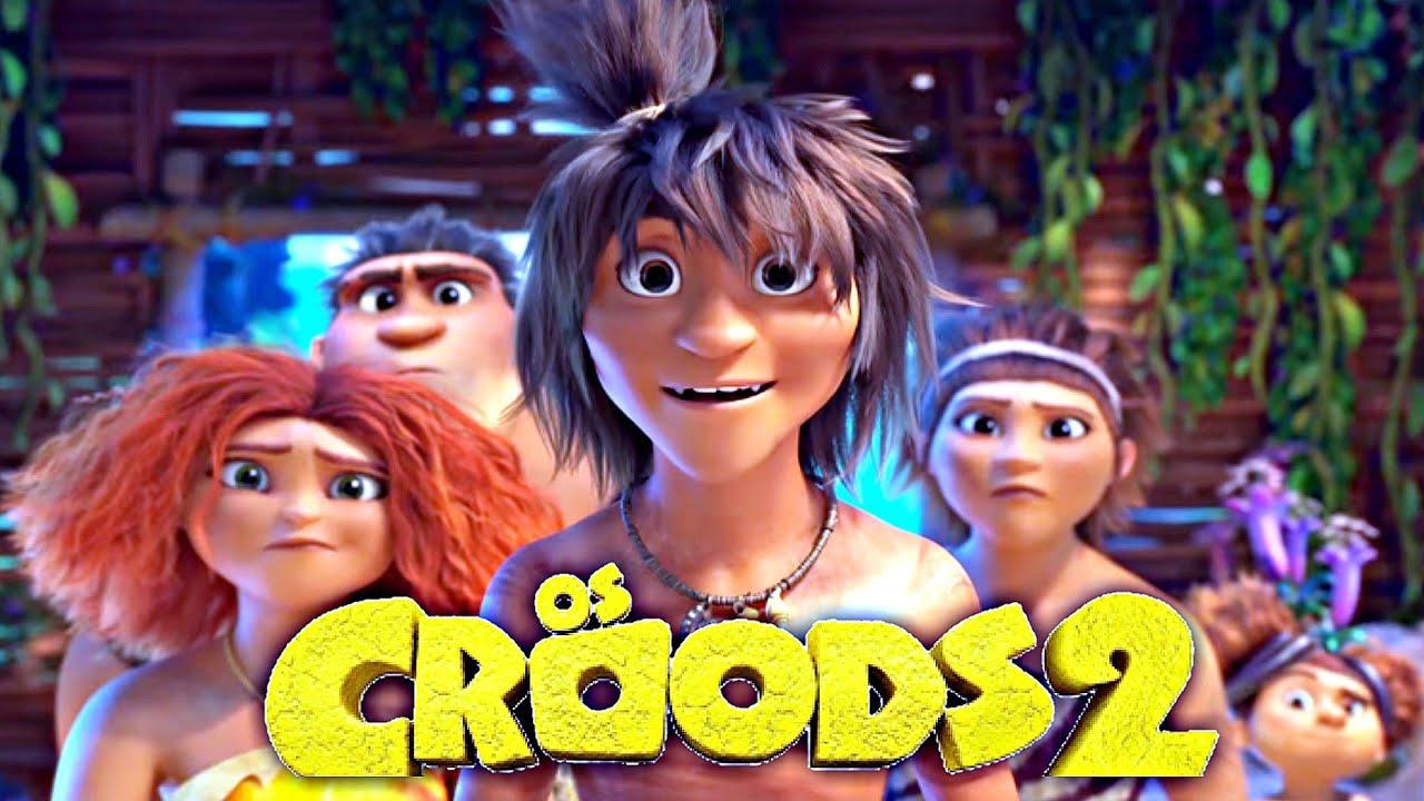 Os Croods 2 Uma Nova Era Filme Completo Dublado Em Portugues 2020 Maxtrafego