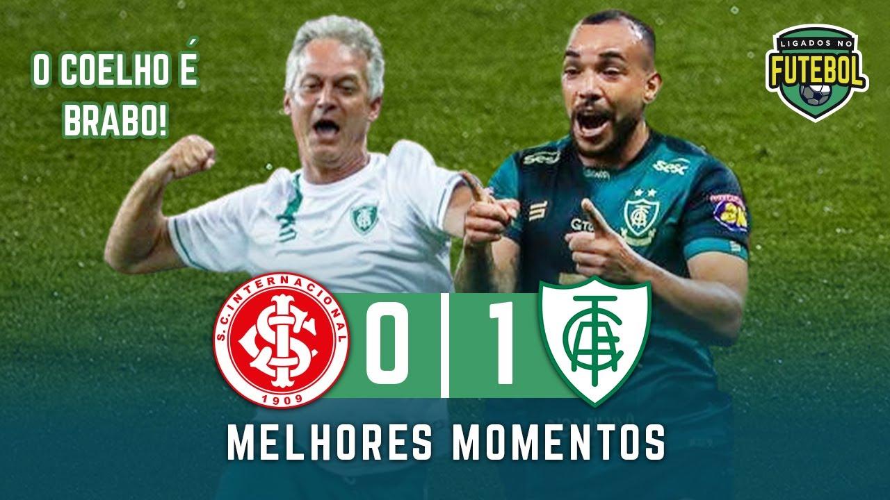 Internacional 0 x 1 América-MG | Melhores Momentos | HD 11 ...